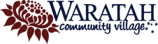 Waratah Community Village Logo