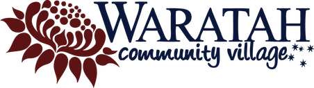 Waratah Community Village Retina Logo